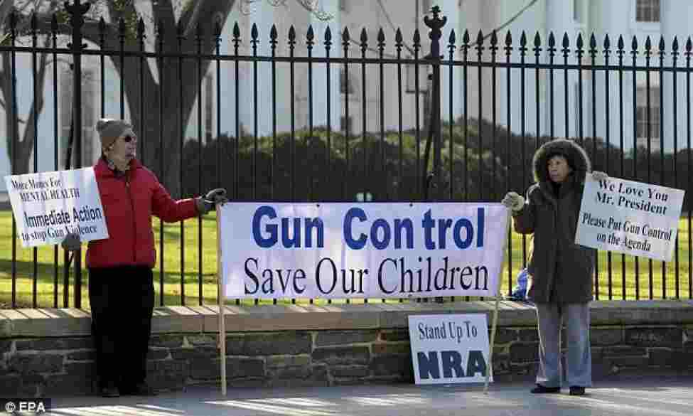 gun control to save our children
